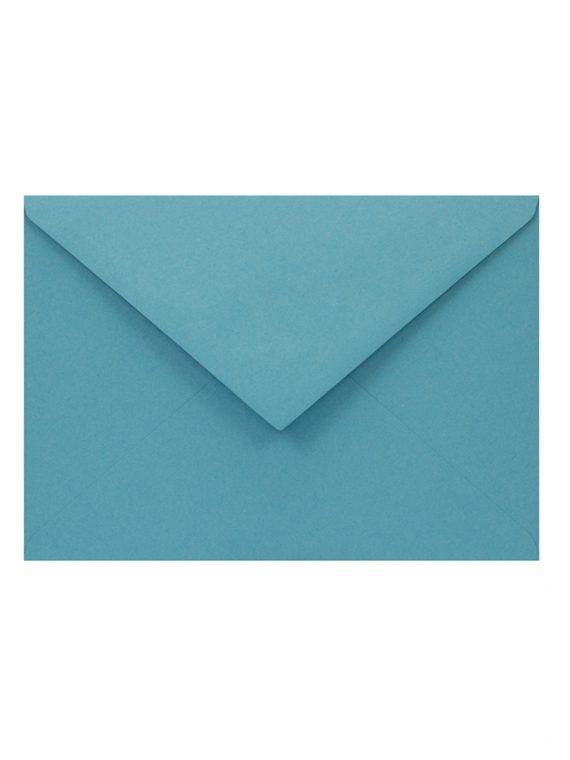 Koperta ozdobna niebieska