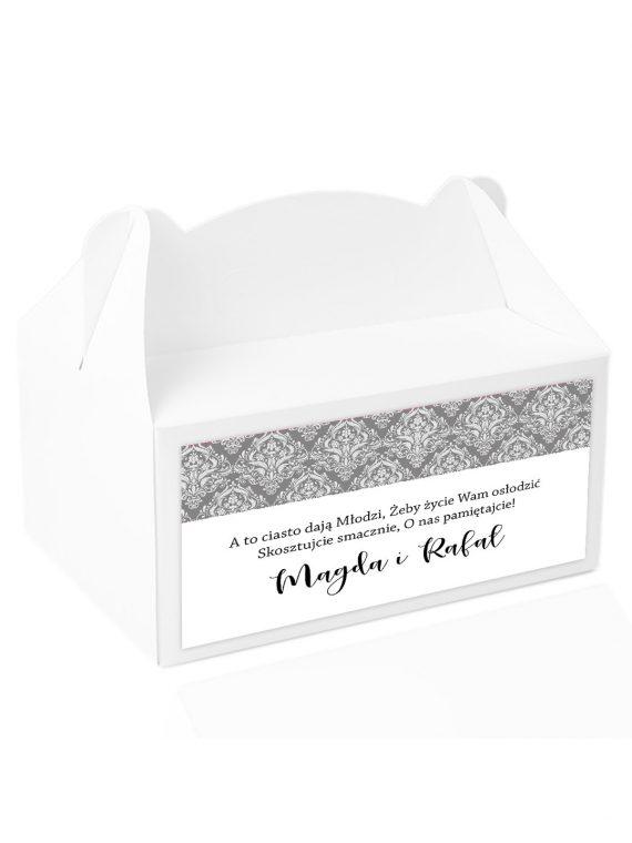 Naklejki na pudełka z ciastem wz200_10