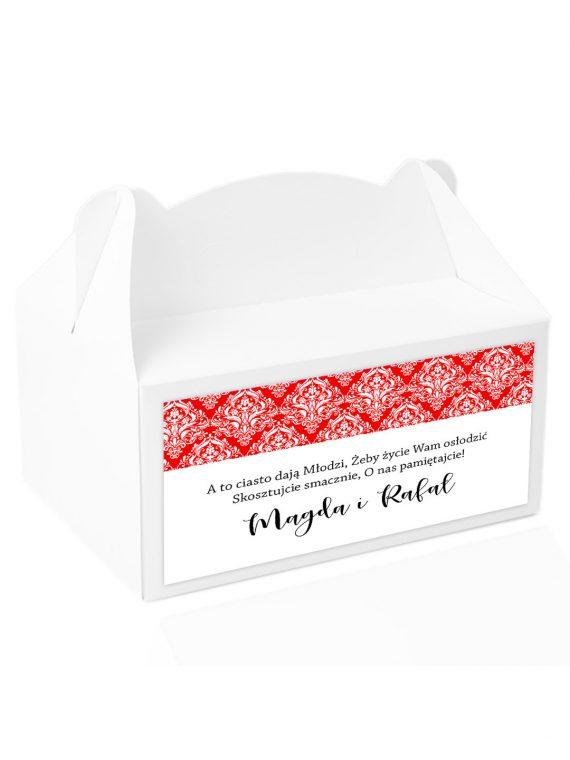 Naklejki na pudełka z ciastem wz200_2