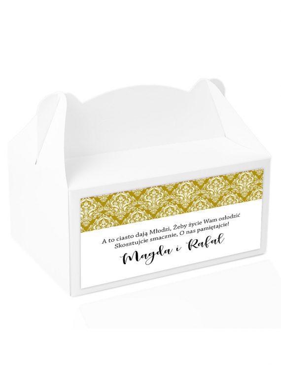 Naklejki na pudełka z ciastem wz200_9