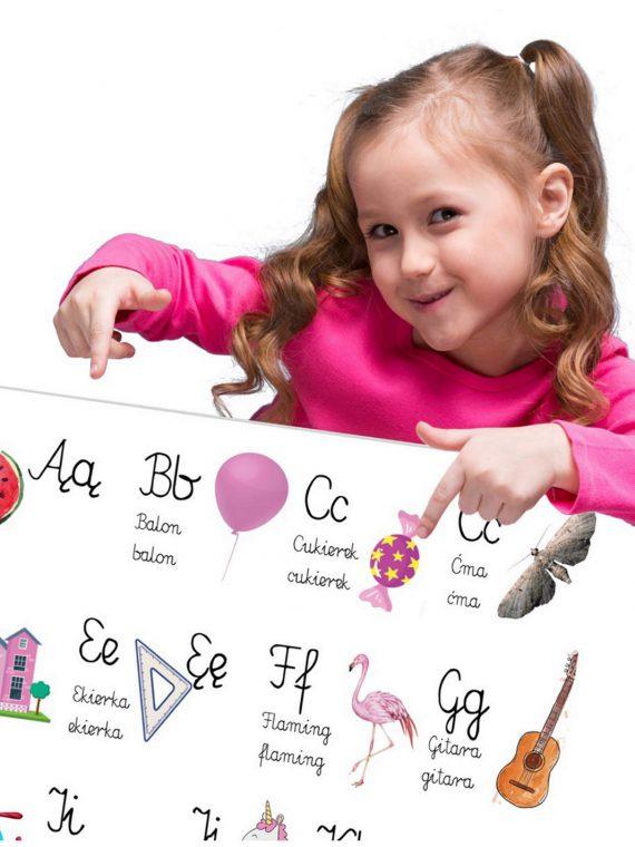Plakat Edukacyjny PD1