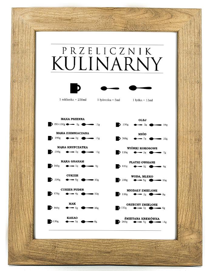 Plakat dekoracyjny D3