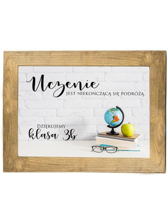 Prezent dla nauczyciela od klasy, plakat N2