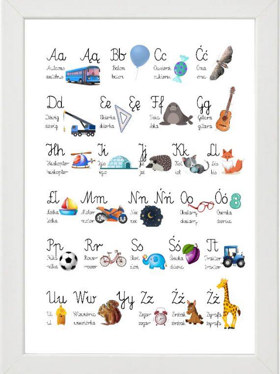 Plakat Edukacyjny PD2