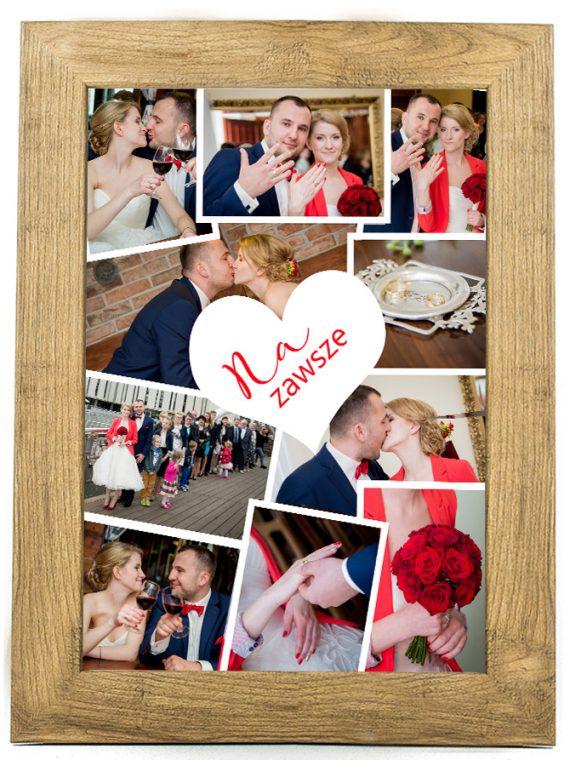 Plakat, prezent na ślub, rocznicę ślubu 30 rocznica SR9